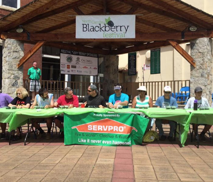 SERVPRO of Alexander & Caldwell Counties Event Photos