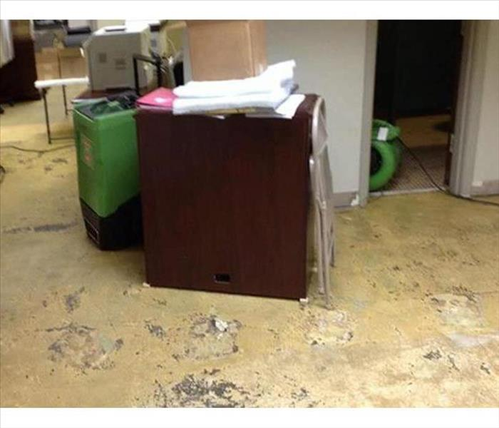 Taylorsville Insurance Agency Needs Water Damage Work
