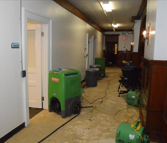 Bethlehem Commercial Water Damage