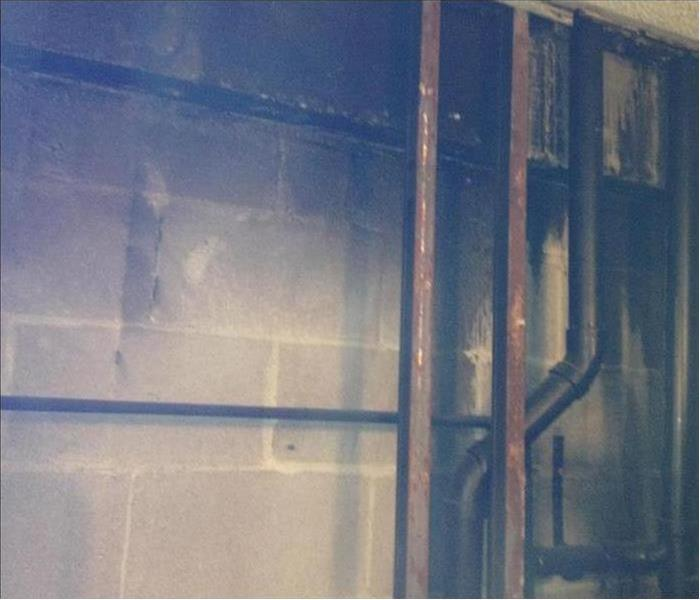 Taylorsville Commercial Building Fire Damage