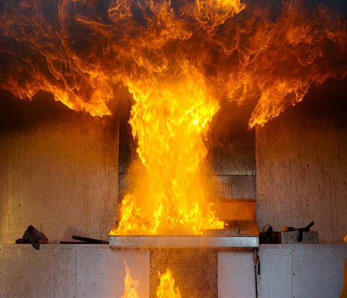 Fire Damage Fire Damage Top Tips To Prevent Kitchen Fires
