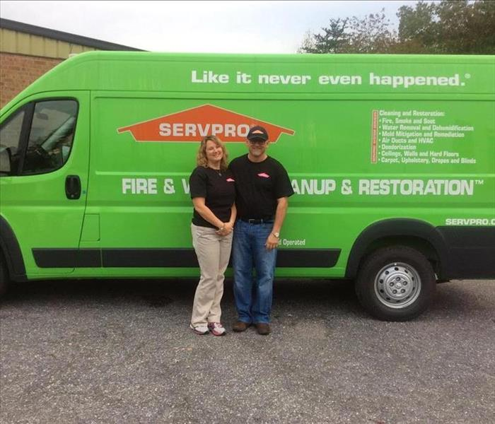Why SERVPRO Celebrating 10 Years of Service