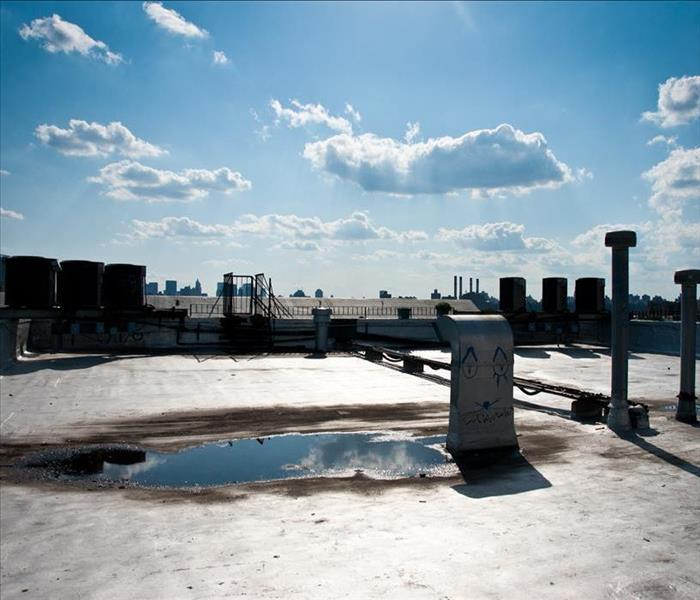 Commercial Possible Causes of Roof Leaks to Your Taylorsville Commercial Building