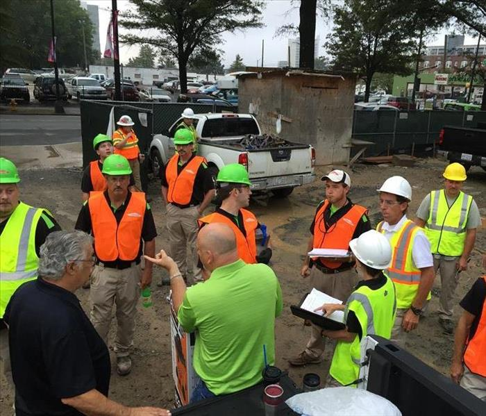 Why SERVPRO What is a Large Loss Response Team?