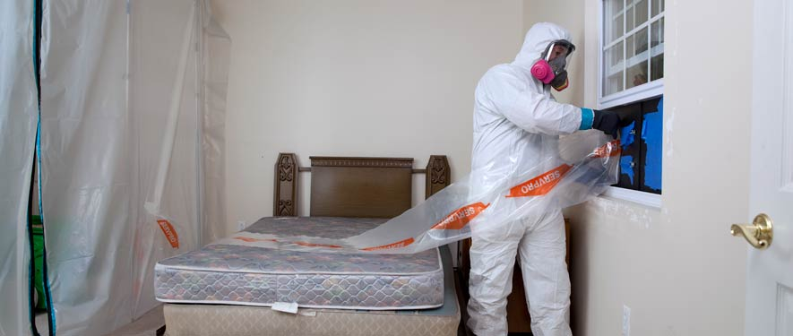 Hickory, NC biohazard cleaning